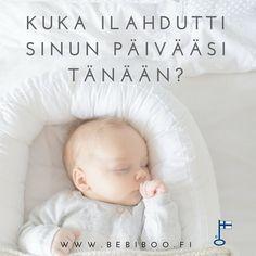 Kuka on ilahduttanut sinun päivääsi tänään? . . . . . #bebiboofinland #babyroom #baby #babynest #vauva2018 #vauva2017 #unipesä #vauvanpesä #vauvanhuone #perhepeti #perhe #raskaus #joulukuiset2017 #maaliskuiset2018 #helmikuiset2018  #marraskuiset2017 #tammikuiset2018 #madeinfinland #finnishdesign #designedinfinland #avainlippu #avainlipputuote #momlife #vainäitijutut http://ift.tt/2Aorkzu