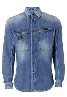outlet store 8c542 fd950 Westwood Denim Button Up, Button Up Shirts, Designer Clothes For Men,  Vivienne Westwood