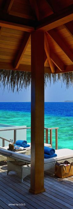 Dusit Thani...Maldives | LOLO