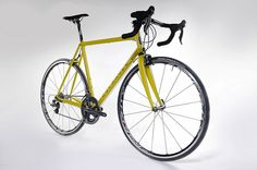 Utterly beautiful road racer from Hufnagel Bicycles-->