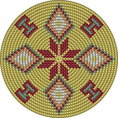 This Pin was discovered by Dot Mochila Crochet, Bag Crochet, Crochet Purses, Crochet Chart, Tapestry Crochet Patterns, Crochet Stitches Patterns, Beading Patterns, Native Beadwork, Native American Beadwork