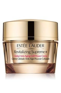 Estée Lauder 'Revitalizing Supreme+' Global Anti-Aging Cell Power Creme available at #Nordstrom