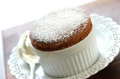 A Chocolate Souffle recipe that will turn you into a domestic goddess just in time for Valentine's Day. Best part is most of it can be made in advance!
