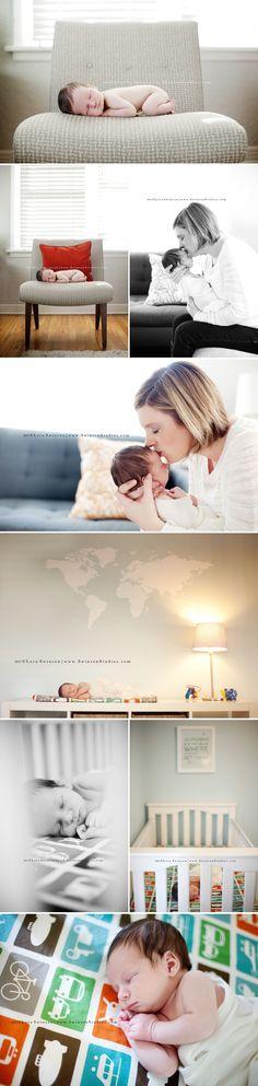 Lifestyle Newborn | The Comfort Of Home | Denver CO Photographer | Denver, CO Photographer | 303.898.5550  ©Lora Swinson