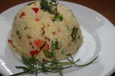 Kuskus so zeleninou Gnocchi, Couscous, Mashed Potatoes, Grains, Rice, Cooking Recipes, Homemade, Breakfast, Ethnic Recipes