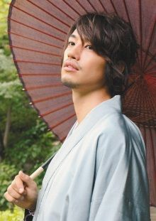 Kenogi Teo, 27, Number Five of the Thirteen Wave Brothers
