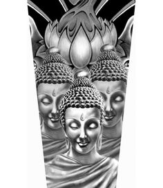 Boeddha Tatoeage