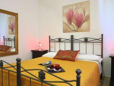 camera matrimoniale :calda nell'abbraccio e fresca nelle notti d'estate