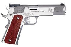 Springfield Armory 9 + 1 Service Target 9mm /Stainless Ste