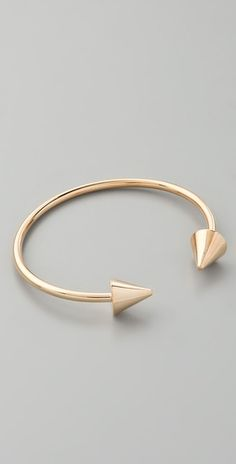 CC Skye Double Header Bracelet via ShopBop