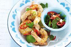 salt and pepper prawns