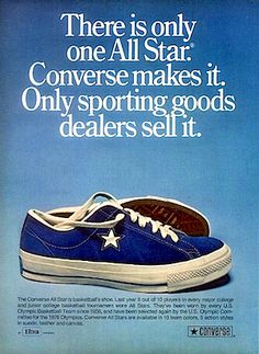 There is one All Star. Converse