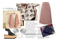 """""""YES STYLE"""" by duricvelida ❤ liked on Polyvore featuring Adima, Fairyland, Paloma Barceló, Linda Farrow, Love This Life and yesstyle"""