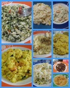 Risotti con il pesce, ricette riso con pesce. #ricette #risotti #pesce #ricettegustose #ricettefacili