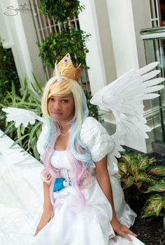 Character: Princess Celestia Series: My Little Pony: Friendship is Magic
