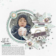 Snow - Digi Cold Snap