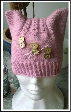 Knit Crochet, Crochet Hats, Mittens, Knitted Hats, Winter Hats, Barn, Beanie, Knitting, Pattern
