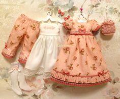 """Нарядный комплект для куклы Дианны Эффнер, 13"""" Effner / Одежда для кукол / Шопик. Продать купить куклу / Бэйбики. Куклы фото. Одежда для кукол"""