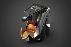 An Entirely New Coffee Experience | Yanko Design