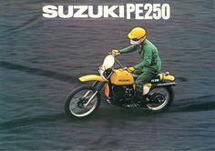 1977 Suzuki PE250B