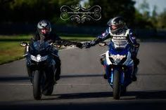 engagement motorcycle photo shoot - Google Search