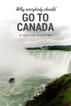 My first time in Canada! I loved it and here are my 14 reasons why you would love it too :)