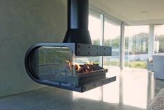 Eastside Nook Living Flame » Archipro