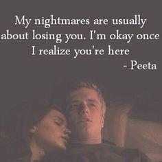 Omg I love them! Nice to have someone as sweet as peeta ☺️