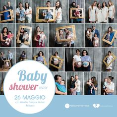 Baby shower party a Milano – mamma, parliamone