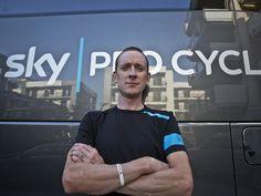 Team Sky | Pro Cycling | Photo Gallery | Scott Mitchell Presentation Gallery Bradley Wiggins