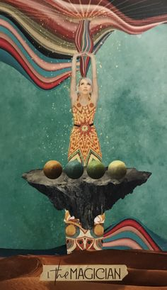 Card of the Day – The Magician – Tuesday, August 4, 2020 – Tarot by Cecelia