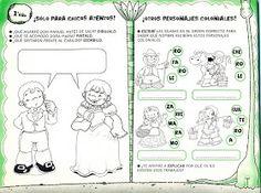 Montevideo, School Holidays, Folklore, Learning Activities, Lesson Plans, Kindergarten, Education, Comics, 25 Mayo