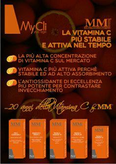 Scopri di più sulla #LineaMM alla #VitaminaC e chiedi un consiglio ai nostri esperti durante i #MyCliDay! http://www.slideshare.net/MyCli/mycli-day-aprile-2014
