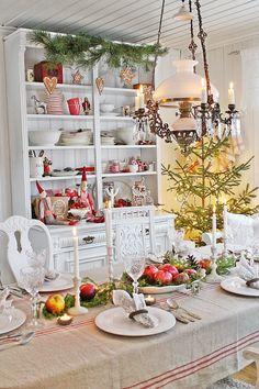 VIBEKE DESIGN: Velkommen til vårt julebord !