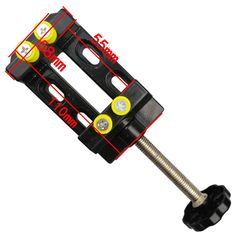 $5.54 (Buy here: https://alitems.com/g/1e8d114494ebda23ff8b16525dc3e8/?i=5&ulp=https%3A%2F%2Fwww.aliexpress.com%2Fitem%2F2017-2017-New-Mini-Portable-Aluminium-Handy-Table-Vise-For-Bench-Tool-Drill-Press-Home-Tool%2F32787934572.html ) 2017 New Mini Portable Aluminium Handy Table Vise For Bench Tool/Drill Press Home Tool Accessories for just $5.54