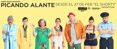 Picando Alante @ Café Teatro El Shorty Castro, Santurce #sondeaquipr #picandoalante #cafeteatroelshortycastro #santurce