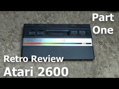 Atari 2600 Retro Series Part One | Hardware - YouTube