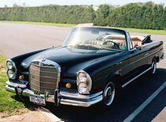 1967 Mercedes-Benz 280SE Cabriolet