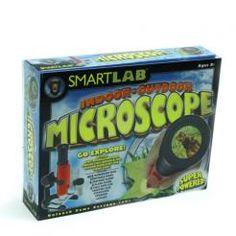 Indoor-Outdoor Microscope $18.09