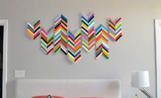 Want to add some wall art to the blank space in your wall? If you're looking for some home decorating ideas for your next DIY craft project, look no further