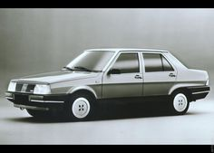 1984 Fiat Regata 75
