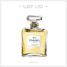 LUST LIST | Chanel No 5