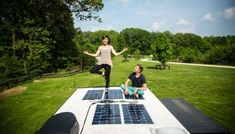 Powerful and Flexible RV Solar Panels