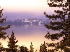 Lake Tahoe-must go back!!! beautiful!