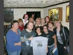 #HappyBirthdayZachMyers #TBT Zach Myers Shinedown Zach Myers birthday tribute video with photos sent in by the fans