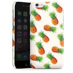 Pineapple Party für Premium Case (glänzend) für Apple iPhone 6 von DeinDesign™