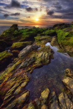 Tide Pools - ) Tide Pools, Laguna Beach, Awesome, Amazing, Sunrise, Ocean, Landscape, World, Water