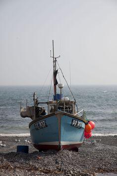 Cornish Fishing Boat                                                                                                                                                                                 More