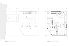 Car Park House,Floor Plans