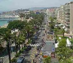 Cannes France is kind of like Beverly hills